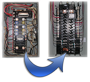 Electric Panel Upgrade Service in Cave Creek AZ